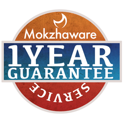 Badge 1 Year Guarantee Service Mokzhaware